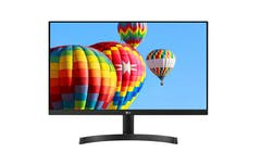 "LG Radeon FreeSync 24"" Full HD IPS Display Monitor (24MK600) - Front View"