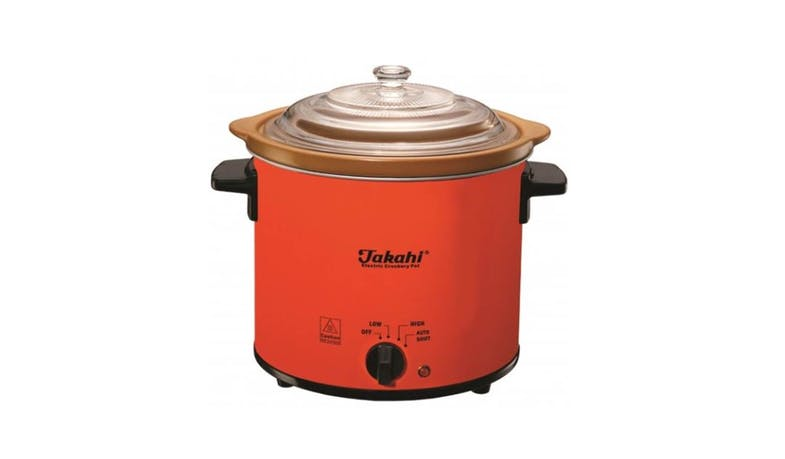 Takahi 2404HR-WO 3.5L Slow Cooker
