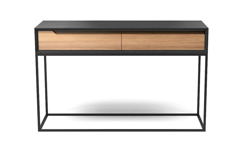 Chase Console Table - Oak