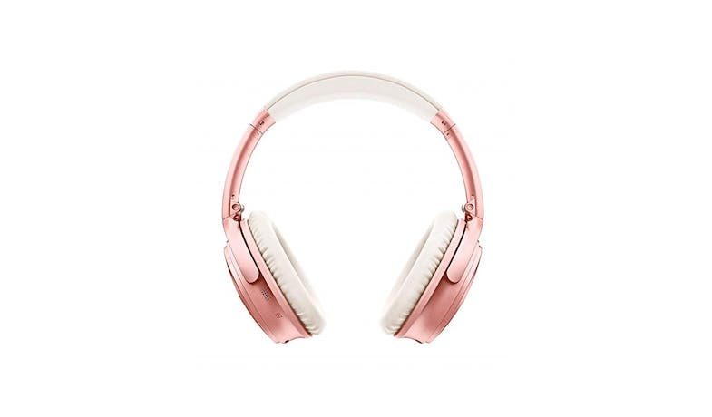 Bose Quiet Comfort 35 II Wireless Headphone - Rose Gold-01