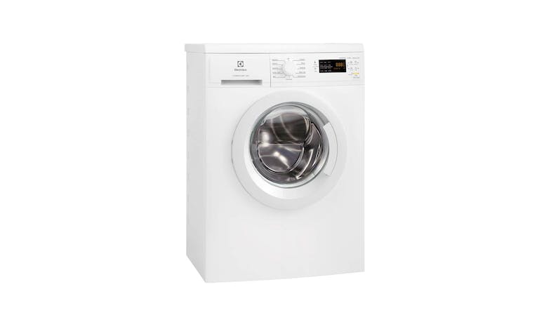 Electrolux EWF8025DGWA 8kg Front Load Washer (Side View_Left)