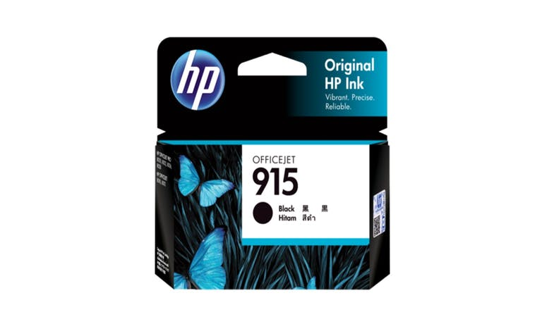HP 915 3YM18AA Original Ink Cartridge -  Black-01
