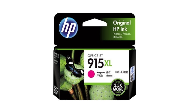 HP 915XL 3YM20AA High Yield Original Ink Cartridge - Magenta-01