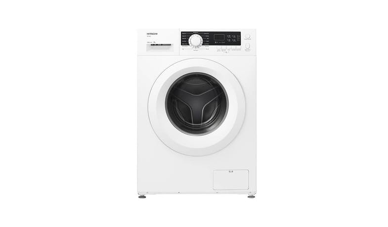 Hitachi BD-80CE 8KG Front Load Washer - White-01