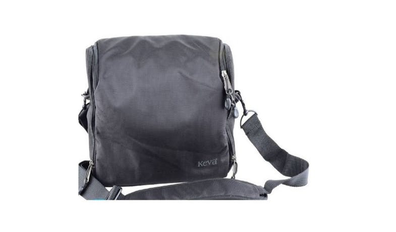 Keva PP100504L DSLR Camera Bag - Black-01