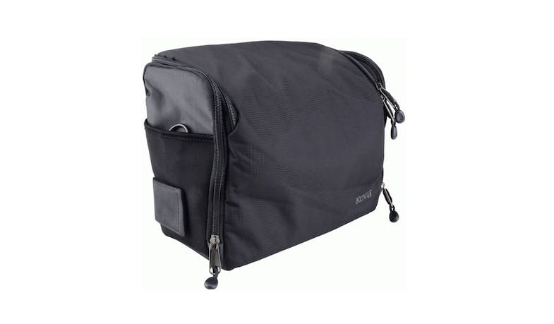 Keva PP100504L DSLR Camera Bag - Black-02