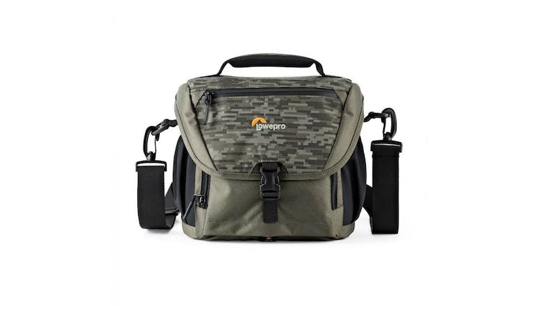 Lowepro NOVA 170 AW II (LP37122) Camera Shoulder Bag - Camo