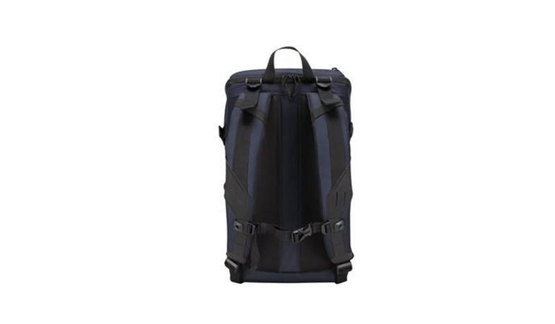 "Targus TSB97201GL 14"" Sol-Lite Backpack - Navy (back)"