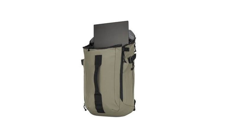 "Targus TSB97102GL 15.6"" Sol-Lite Backpack - Olive Green (Laptop)"