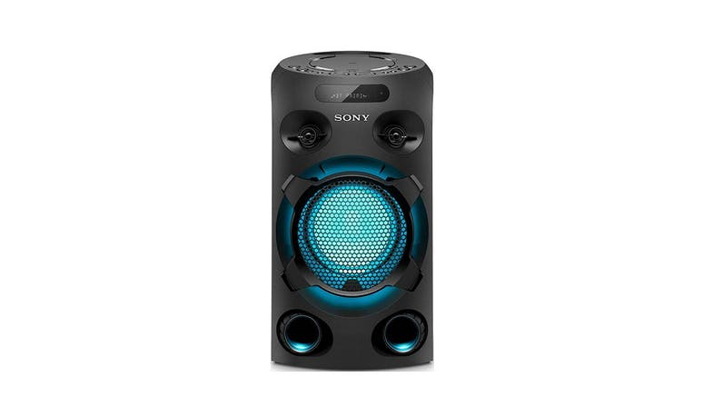 Sony MHC-V02 Portable Party Speaker - Black-01