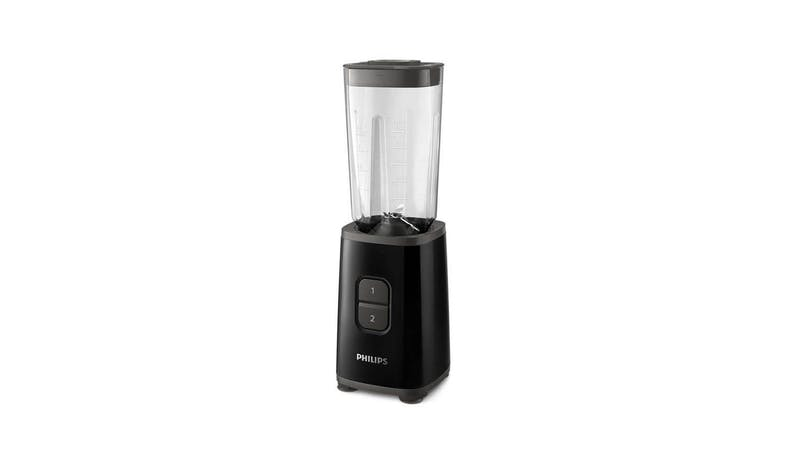 Philips HR2603/91 Daily Collection Mini Blender - Deep Black (Jar)