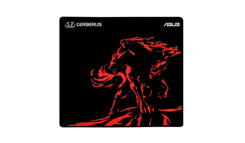 Asus Cerberus Mini Red Gaming Mouse Pad -Red-0001