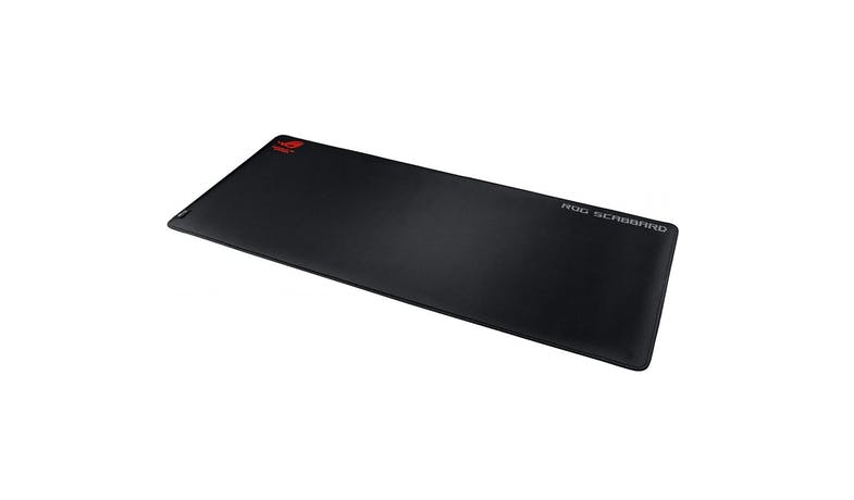 Asus ROG Scabbard Gaming Mouse Pad - Black-01
