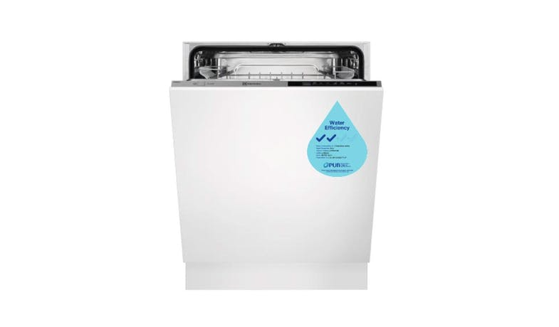 Electrolux ESL5343LO Built-in Dishwasher - White-01