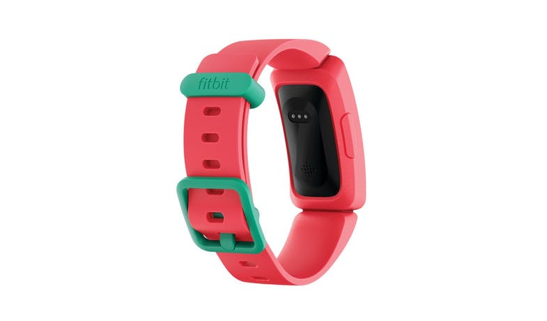 Fitbit Ace 2 Kids Activity Tracker - Watermelon-Teal-02