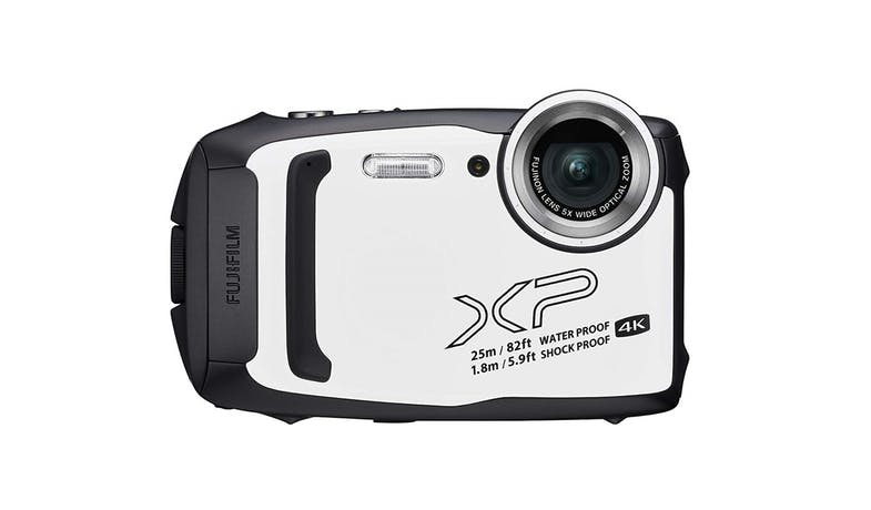 Fujifilm FinePix XP140 Digital Camera - White-01