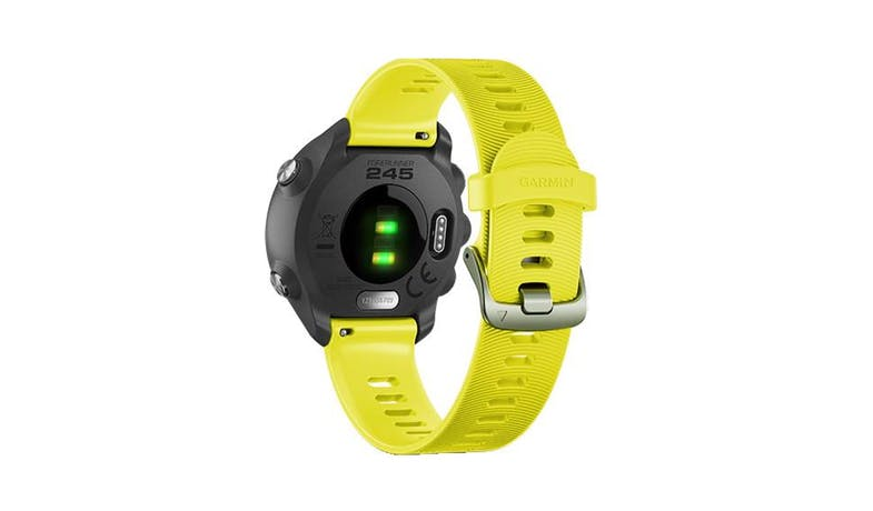 Gramin Forerunner 245 Music GPS Smartwatch - Yellow-02