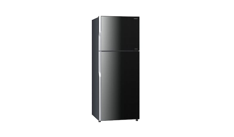 Hitachi R-VG480P8MS-XGR 407L 2-Door Fridge - Gradation Gray-01