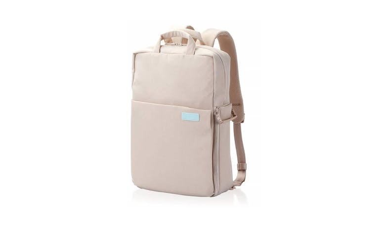 Elecom BM-OF04BE off toco Backpack - Sand Beige-01