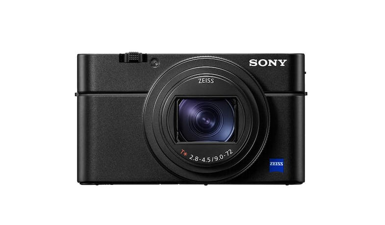 Sony Cyber-Shot RX100 VII Compact Camera (DSC-RX100M7) - front