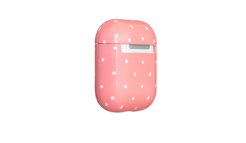 Laut DOTTY Airpods Case - Pink (back)