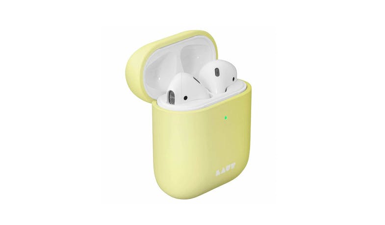 Laut HUEX PASTELS Airpods Case - Sherbet (inner)