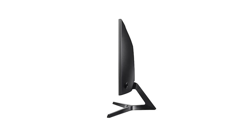 Samsung 24-inch Curved Gaming Monitor with 144Hz Refresh Rate (LC24RG50FQEXXS) (Side)