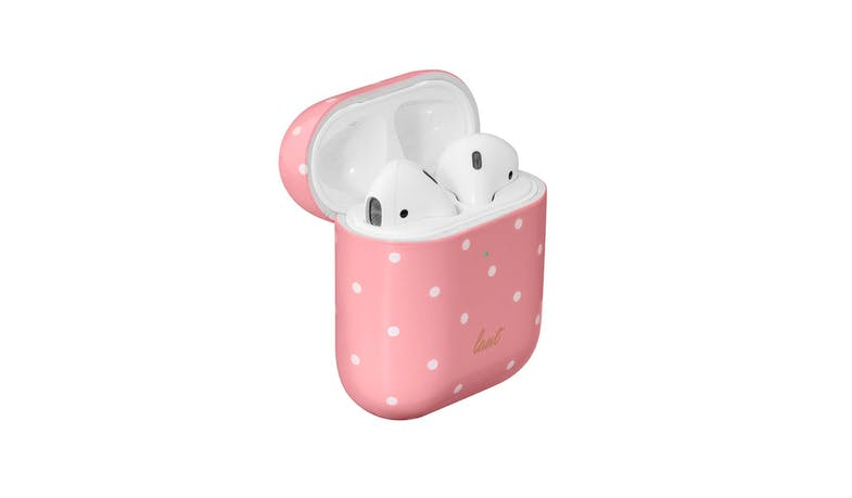 Laut DOTTY Airpods Case - Pink (inner)