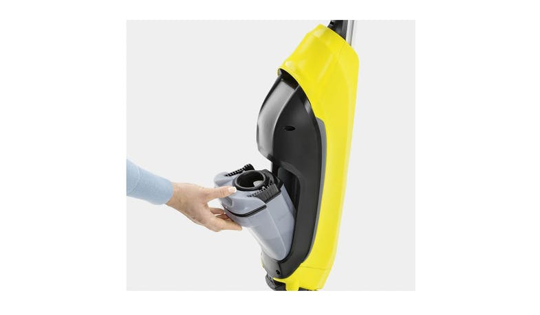 Karcher Cordless Hard Floor Cleaner FC5  (close up)