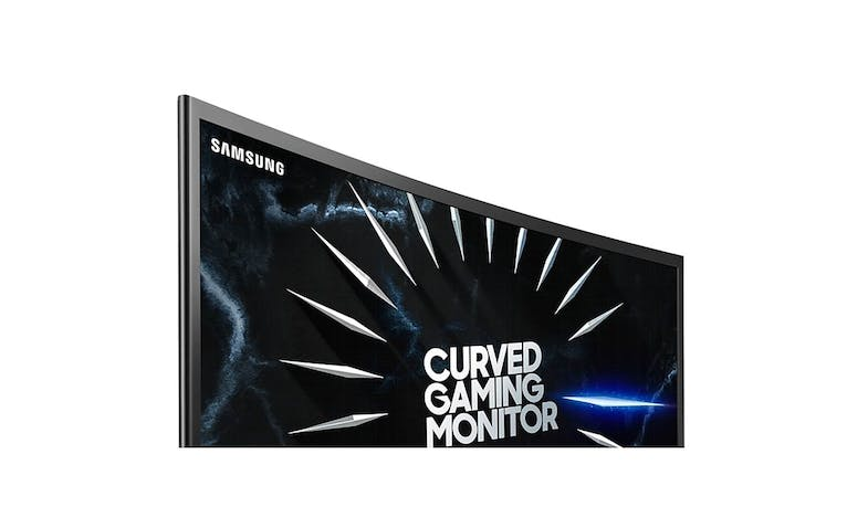 Samsung 24-inch Curved Gaming Monitor with 144Hz Refresh Rate (LC24RG50FQEXXS) (detail)