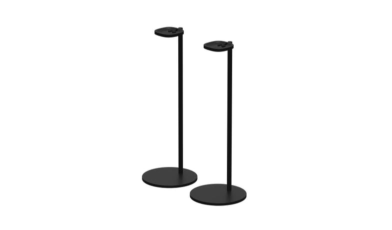 Sonos Stand for One/Play1 Pair - Black-01