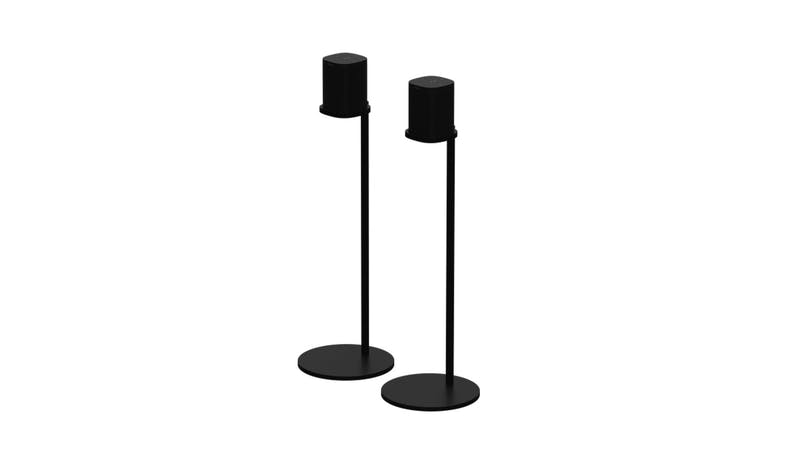 Sonos Stand for One/Play1 Pair - Black-02