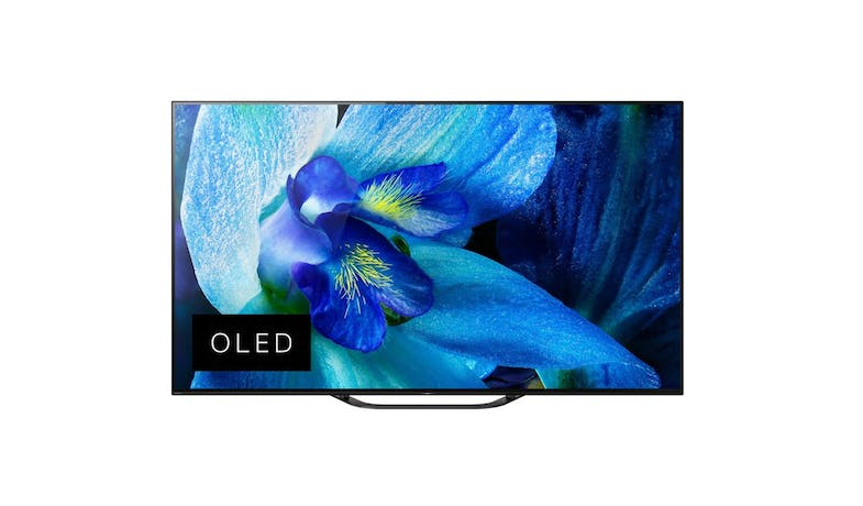 "Sony KD-65A8G 65"" OLED 4K UHD HDR Smart Android TV - Black-01"