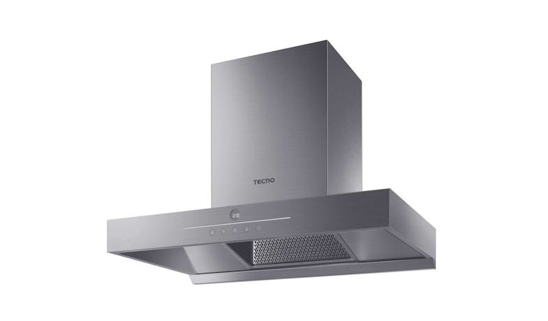 Tecno KD 3288 90cm Chimney Hood - Stainless Steel-02