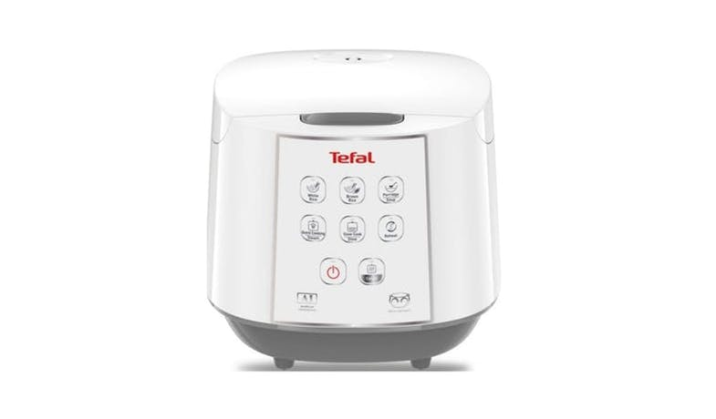 Tefal RK-7321 1.8L Rice Cooker - White-01