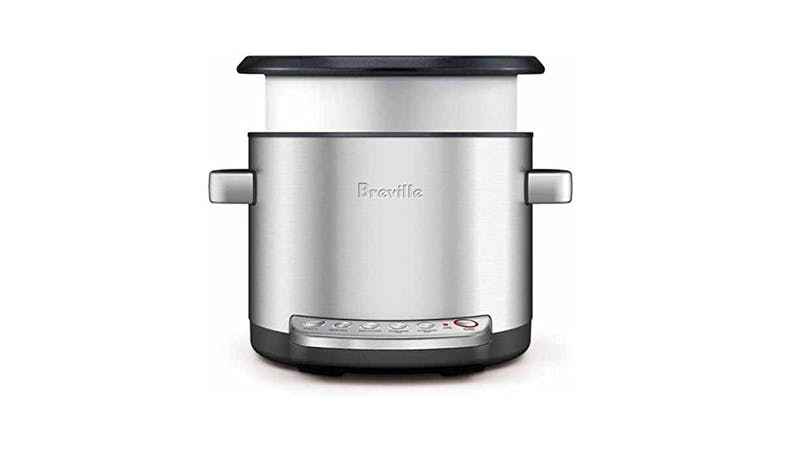 Breville The Multi Chef Multi Cooker - Brushed Stainless Steel-02
