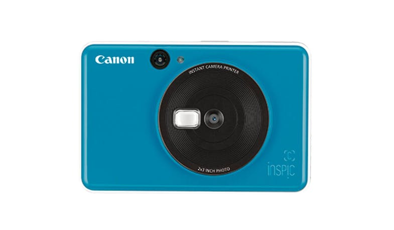 Canon INSPiC CV-123 Printer Camera - SeaSide Blue_01