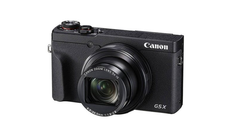Canon PowerShot G5X MK II Digital Camera - Black_01