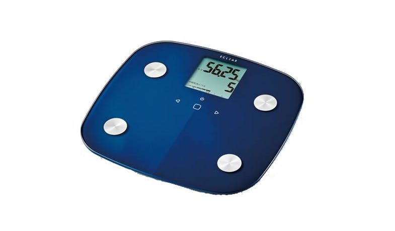 Elecom HCS-FS01BU Analyzer Scale - Blue_01
