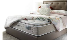 King Koil Celebrate Grand Prairie Pocketed Spring Mattress - Queen Size