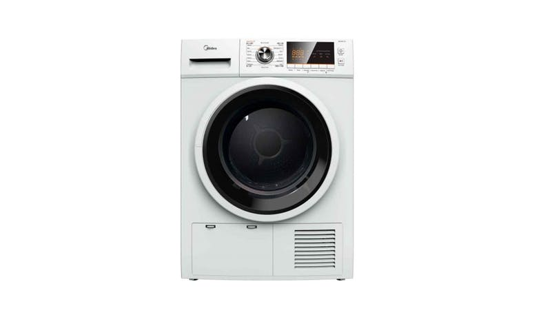 Midea MD820W Condenser Dryer - White-01