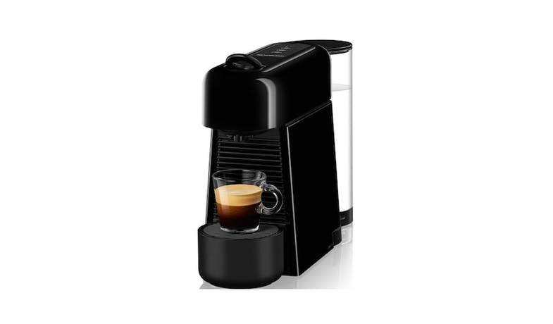 Nespresso D45-SG Essenza Plus Coffee Machine - Charm Black-011