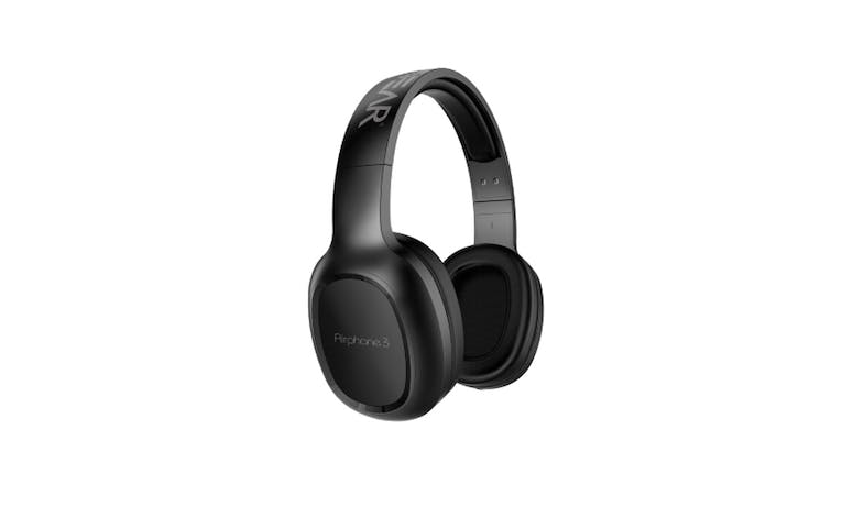 Sonic Gear Airphone 3 2019 Bluetooth Headphone - Black-01