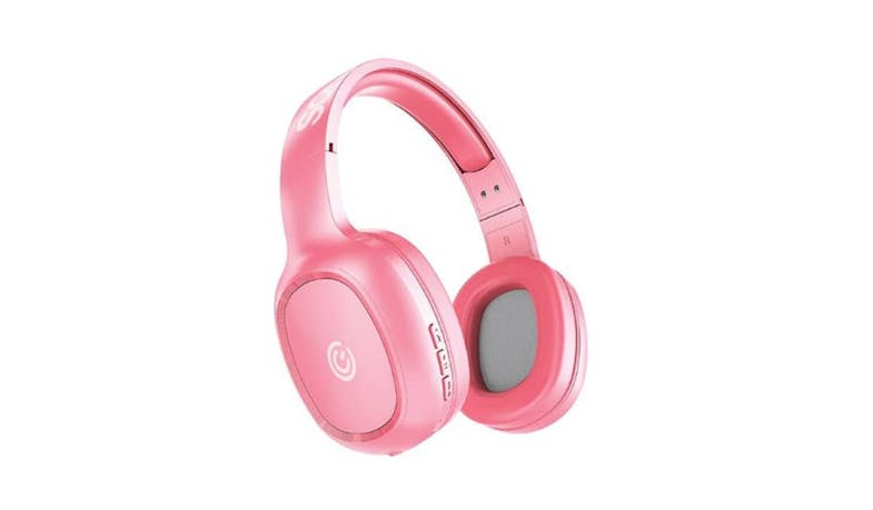 Sonic Gear Airphone 3 2019 Bluetooth Headphone - Peach_01