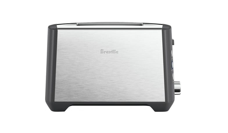 Breville the Bit More Plus 2 Slice Toaster - Brushed Stainless Steel-01