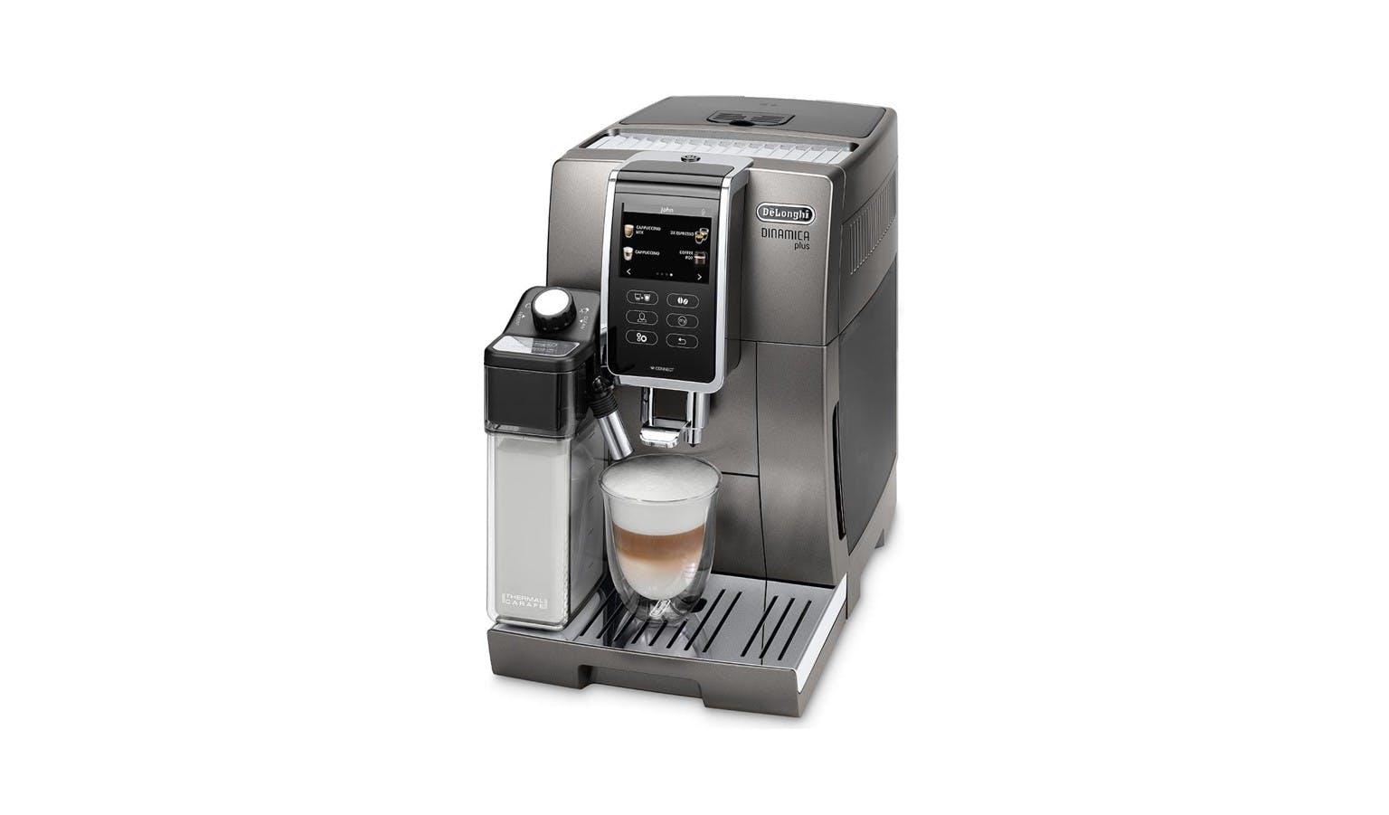 Delonghi Dinamica Plus ECAM370.95.T Coffee Machine ...