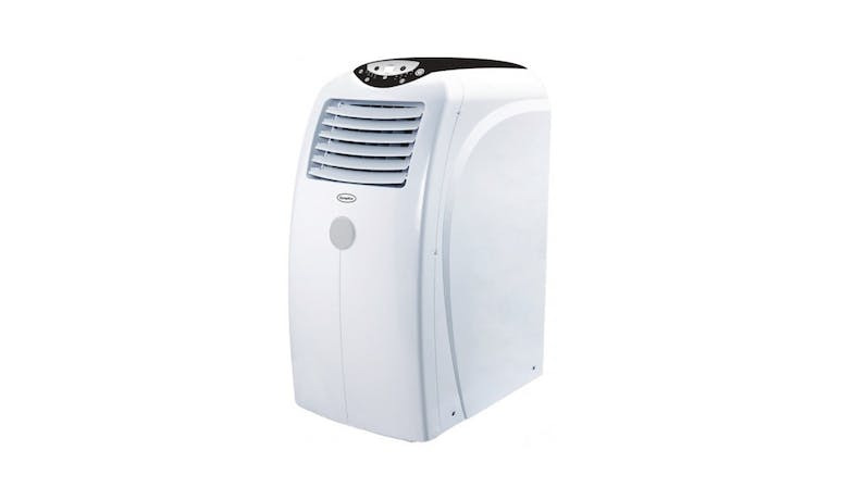 EuropAce EPAC20S 3-in-1 Portable Air Conditioner - White-01
