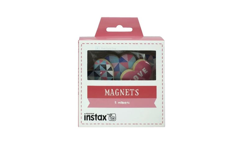 Fujifilm 84622 Instax Heart Magnets 5 Pack-01