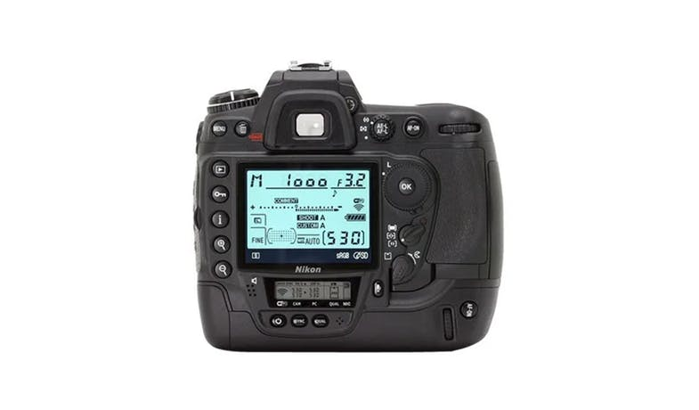 Nikon D800 36.3 MP DSLR Camera Body only - Black_02