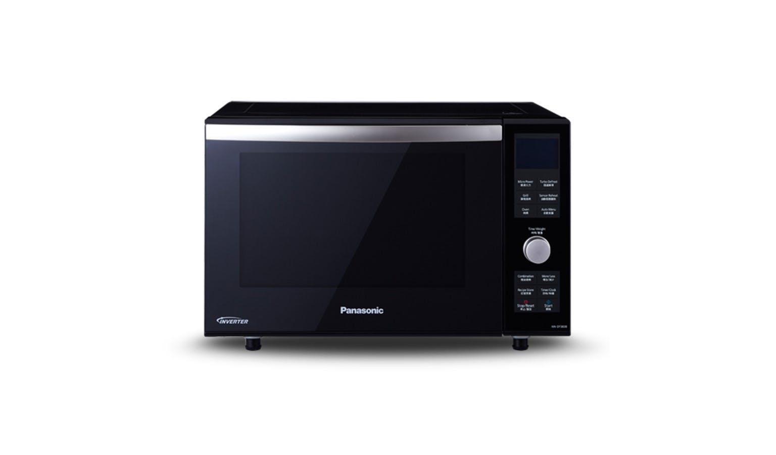 Panasonic Nn Df383bypq 23l Microwave